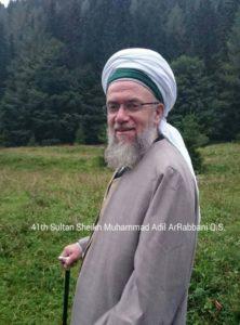 Sheikh Mehmet Adil Al Haqqani (2)